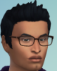 thisisatravesty: Closeup of boy's face, wearing glasses (luke closeup)