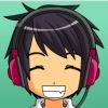 ein_myria: anime character smiling (smile)