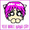 imagoodgirl: (You make Nana cry!)