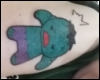 butch_and_tattooed: Pic of my Hulk tattoo (Default)