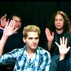 ktc: MCR raising their hands. (mcr - hands up!)