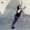 ktc: Frank and the giant inflatable panda. (mcr - hold that panda frank)