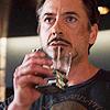 nonstopnarcissist: (Having a drink.)