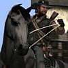 bornuntotrouble: (horseback)