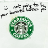 bell_dont_ring: (Starbucks: Barista hates you)