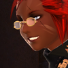 takenblack: (a hero's smile)