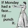 dine: (punch monday - misbegotten)