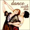 "salinea: Two woman dancing together ""dance with me"" (dance with me)"