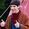 scribblemoose: (merlin thumbs up)