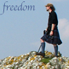 scribblemoose: (kiltyceltyman, freedom)