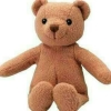 avvocri: a plush little Tedde bear (teddi)