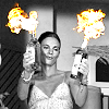 libitina: Fiona (Burn Notice) has the malotov cocktails ready to serve (BN Fiona cocktails)