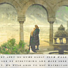 alex_beecroft: Misty illustration of the houses of healing in Minas Tirith (Tolkien - houses of healing)