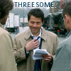 ladydrace: (Threesome Misha)