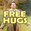ladydrace: (Free Hugs)