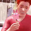 runningwithsims: (Apollo: Lick)