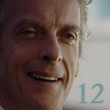 capriuni: Close-cropped picture of Peter Capaldi as the 12th Doctor (12-2)