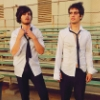 cadee: Brendon and Spencer from Panic! (panic!)
