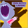 jetpack_monkey: (Yzma Kitty - Hers is an Evil Laugh)