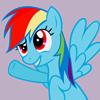 spiritas: (FIM - Rainbow Dash ~ Did you mean that?)