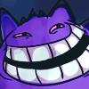 wundagore: Gengar making a trolly grin face. (pokemon ☆ u mad?)