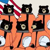wandavon: bearonauts (astronauts, bears)