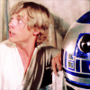 lightsaver: luke.... luke no, luke you don't know what you're getting yourself into (encouraging threepio to talk more)
