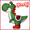 quinara: Yoshi from Mario Bros. (Yoshi)