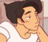 casanovaacclaimed: (blushy babu looking away)