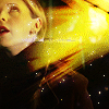 quinara: Buffy looks up with a bloom of yellow sparklies behind her. (Buffy sparkles)