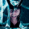 sinisterlink: Loki from Thor (Happy Loki)