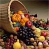 sylvaine: A cornucopia of fresh food. ([gen] food)