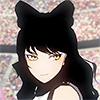 nottoochaty: (black stray cat sittin' on a fence)