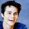 scribblemoose: (dylan blue smile)