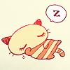 PKMN Trainer KAT wants to battle!: Sanrio • Nyago sleeping
