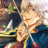 mikogalatea: Niles from Fire Emblem 14, licking an arrow. ([FE14] Niles)