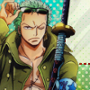hwc: (One Piece - Zoro)