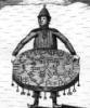 myislamislove: saami shaman w/ rune bomme (saami shaman w/ rune bomme)