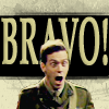 oftheuniverse: (Blackadder ♥ Permission to shout BRAVO)