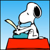 poetigress: (snoopy type)