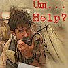 danceswithgary: (John - Help)