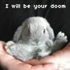 ginevera: Bunnie of Doom! or plot.. (Bunbun)