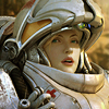 sasha_feather: white woman in space suit (Astronaut)
