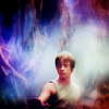 sholio: Luke Skywalker on Dagobah (Star Wars-Luke)