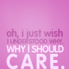ciderpress: futurama: oh, i just wish i understood why. why i should care. ([bleep] our way out of it)