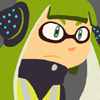 woomy: icon of a huffy Agent 3 (Glubbin' fintastic...)