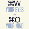yavari: close your eyes & open your mind (open your mind)