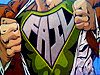kshandra: Graffiti of hands ripping open a dress shirt, Superman fashion, to reveal the word FAIL (FAIL)