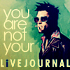langsuir: (You are not your Livejournal)