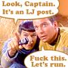 4ca2nm: (STTOS: K/S: Look! LJ Post!)